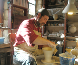 Daniel Flatauer: A Potter In Safed