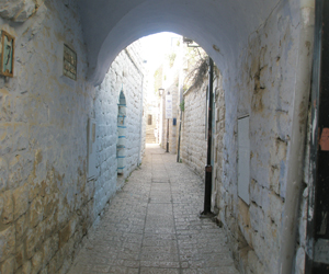 Artist Quarter of Safed