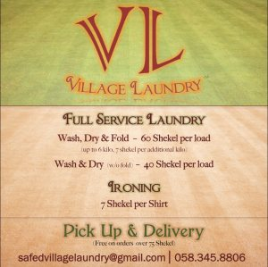 Looking for a reliable laundry service in Safed?